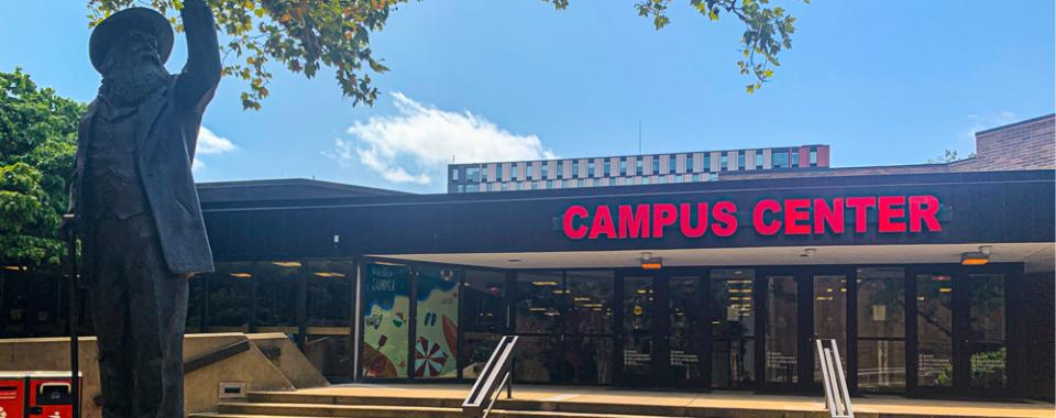 Welcome to the Campus Center