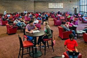 Image result for rutgers camden campus center lounge